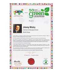 50 Most Impactful Green Leaders