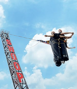 Swoop Swing at Della Adventure Park