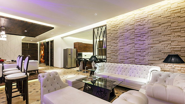Interior Design of Della Villas