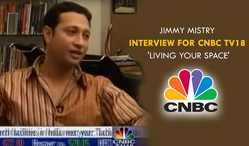 CNBC TV 18 Living your space