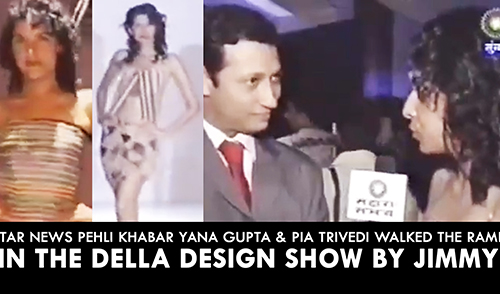Della Design Show by Jimmy Mistry