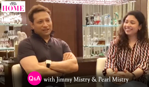 Mr. Jimmy Mistry, CMD, Della Group in conversation with Ms. Pearl Jimmy Mistry | India Today Home