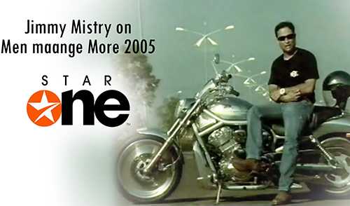 Jimmy Mistry on Men maange More 2005 Star One