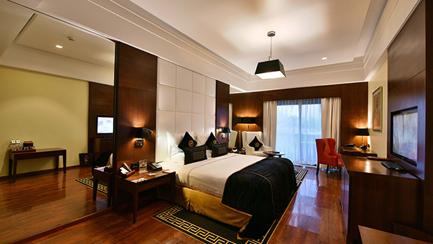 Della Resorts Luxury Bedroom Interior Design