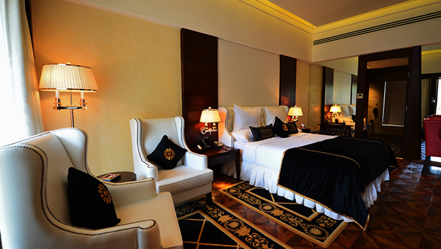 Della Luxury Resorts Bedroom